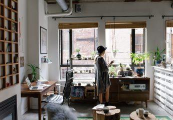 home office freelancer