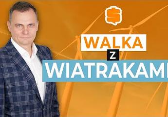 Tomasz Wiśniewski walka z wiatrakami